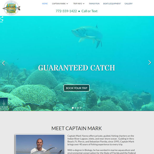 A Guide Fishing Service