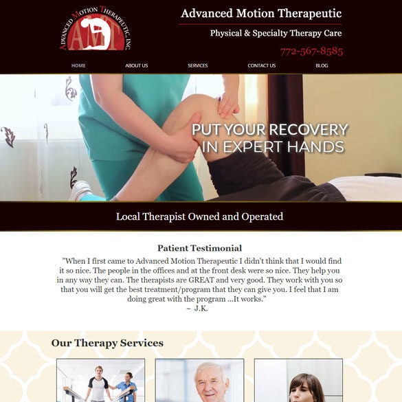 Advanced Motion Therapeutic