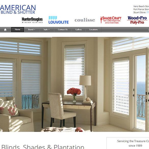 American Blind & Shutter