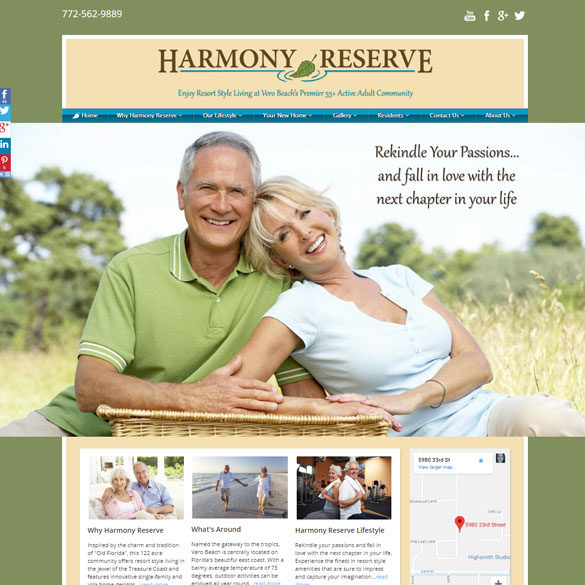 Harmony Reserve
